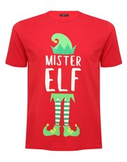 Mister elf Christmas t-shirt
