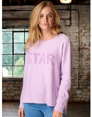 Sonder Studio star slogan jumper