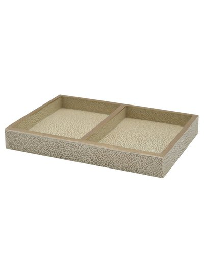 Textured trinket tray