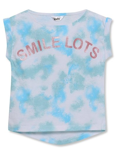 Smile lots t-shirt (9mths-5yrs)