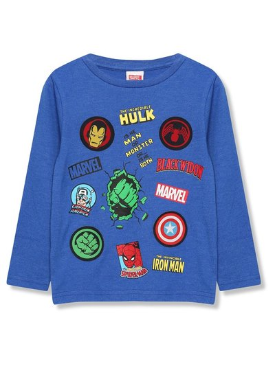Marvel Avengers t-shirt (3-10yrs)