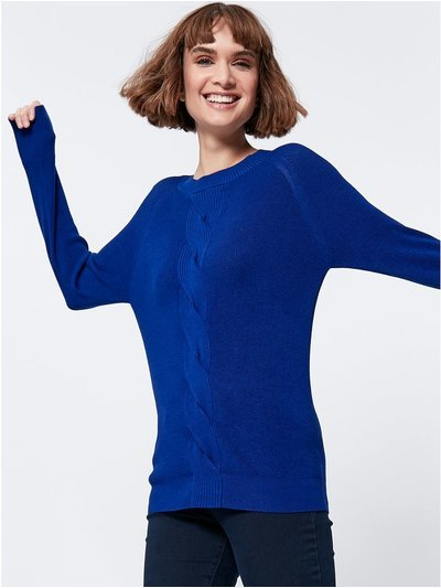 Cable front jumper
