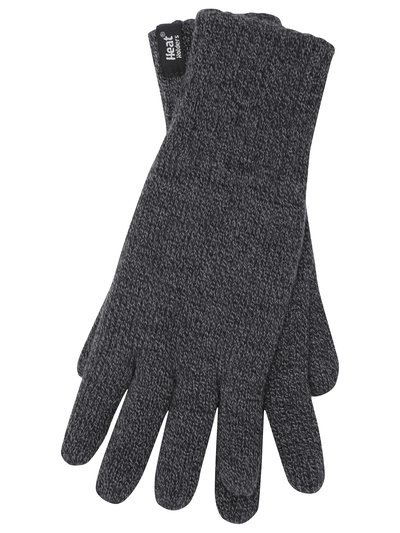 Heat Holders knitted gloves