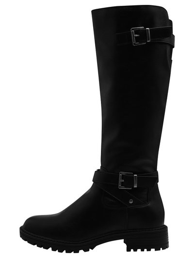 Lucy cold weather side zip boots