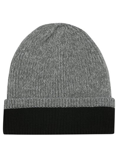 Colourblock thermal hat