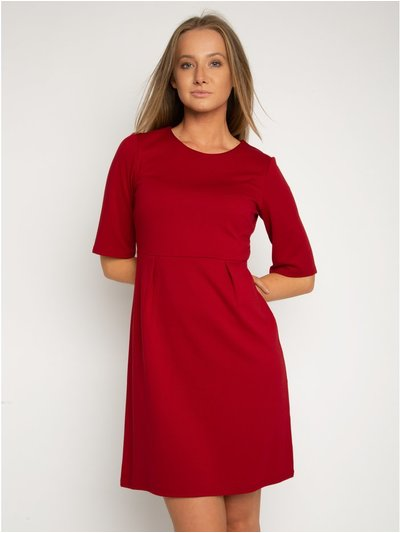 StylistPick ponte shift dress