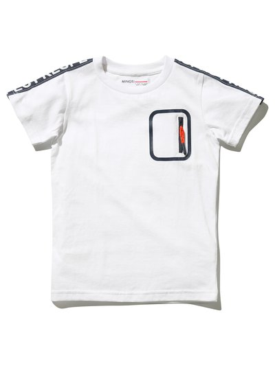 Minoti sport pocket t-shirt (3-13yrs)