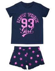 Teens' New York star print t-shirt