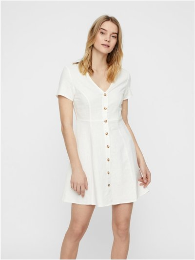 Vero Moda button front dress
