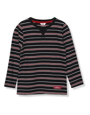 Long sleeve stripe t-shirt (3 - 12 yrs)