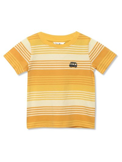 Horizontal stripe t-shirt (9mths-5yrs)