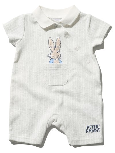 Peter Rabbit romper (Newborn - 2 yrs)