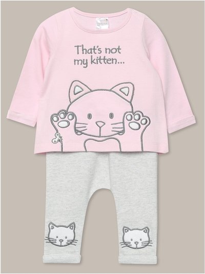 That's Not My top and leggings set (Tinybaby-24mths)