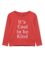Cool to be kind long sleeve t-shirt (9mths-5yrs)