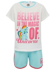 My Little Pony slogan pyjamas