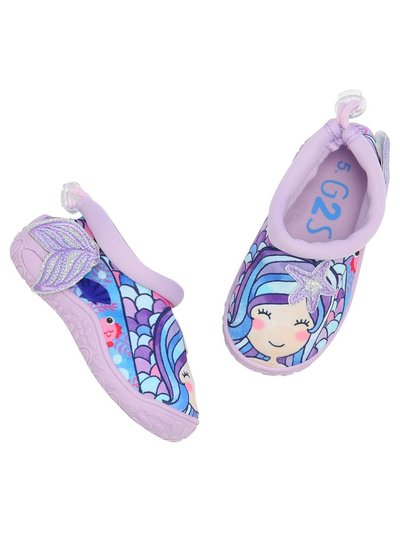 Mermaid aqua shoes