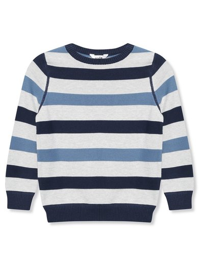 Striped jumper (3-12yrs)