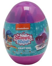 Shimmer and Shine craft egg