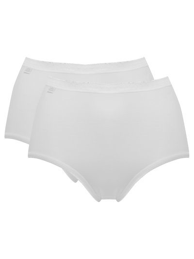 Ultimate comfort full briefs two pack