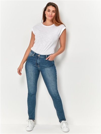Super soft slim leg jeans
