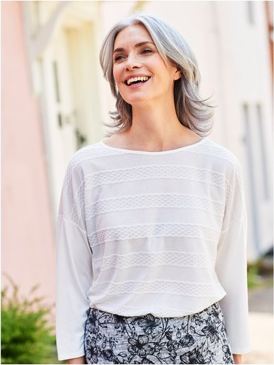 Spirit textured top