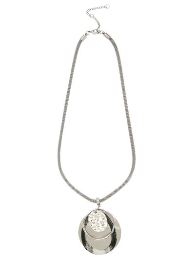 Muse short circle necklace