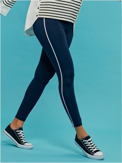Khost Clothing side stripe leggings