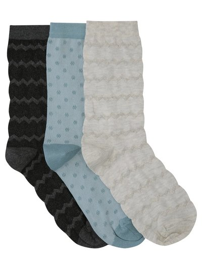 Girls Frill Socks Childrens Trainer Liners Lace Trim Top Back To School 3 Pairs