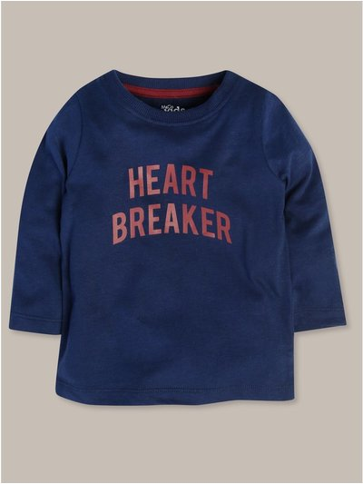 Heart breaker t-shirt (9mths-5yrs)
