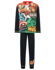 Marvel comic print pyjamas