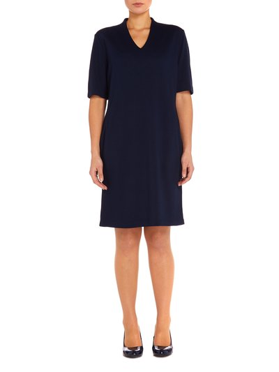 VIZ-A-VIZ v-neck dress