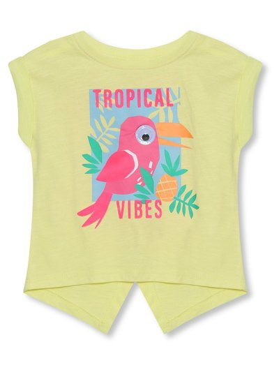 Tropical vibes t-shirt (9mths-5yrs)