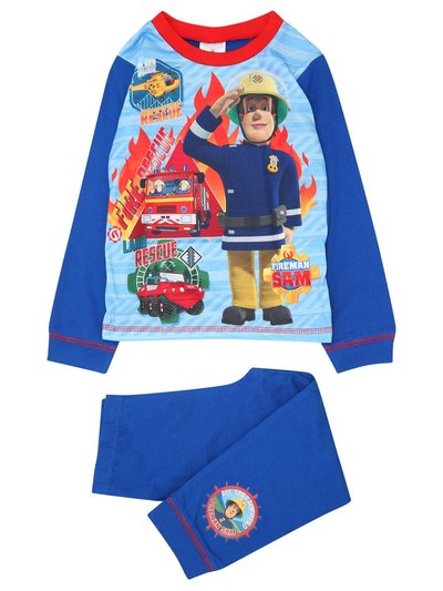 Fireman Sam pyjamas (18mths-5yrs)