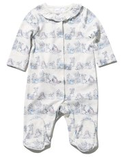 Peter Rabbit Flopsy Bunny sleepsuit