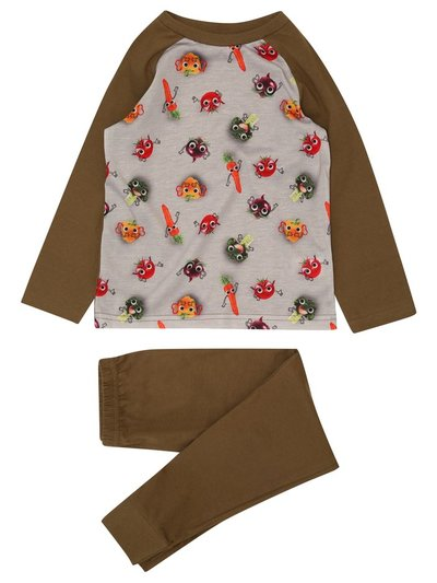 Fruit and vegetables pyjamas (1-6yrs)