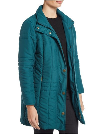 TIGI quilted coat