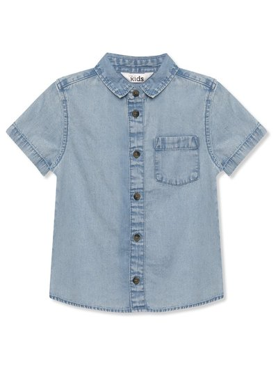 Denim shirt (3-12yrs)
