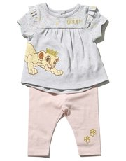 Disney Lion King top and leggings set (Newborn-2yrs)