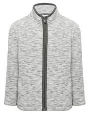 Zip through teddy lined fleece