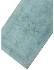 Mint cotton deep pile bathmat