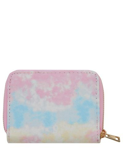 Teen tie dye purse