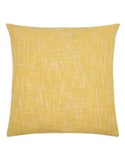 Woven textured cushion
