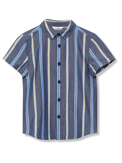 Stripe shirt (3-12yrs)