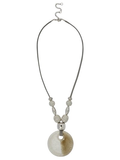 Muse Murano bead short necklace