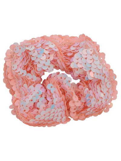 Two way sequin scrunchie