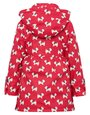 Minoti dog print raincoat
