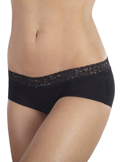 Ten Cate Secrets lace waistband hipster brief