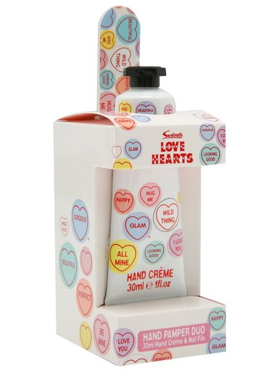 Swizzles Love Hearts hand and nail set