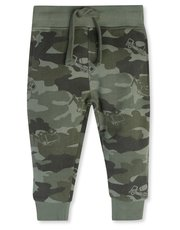 Camo trucks joggers (9mths-5yrs)