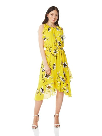 Roman Originals floral ruffle dress